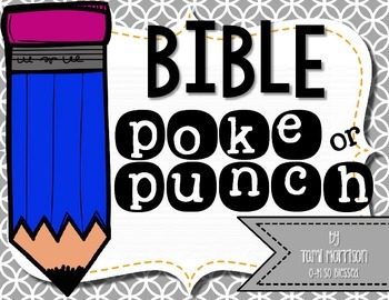 Bible Poke! [Old Testament & New Testament]