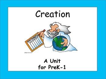 Christian Education: Creation Unit
