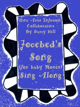 "Jochebed's Song (for baby Moses) ""I Will Hide You In The R"
