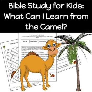 Bible Study: What Can I Learn from the Camel