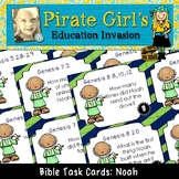 Bible Task Cards: Noah