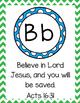 Bible Verses A - Z