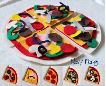 Make a Pizza FREE Printable