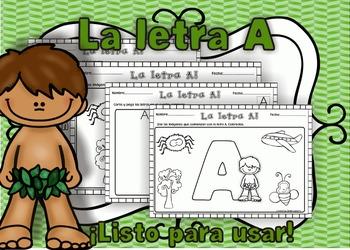 Biblical Alphabet - Spanish