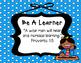 Biblical Classroom Rules Posters (Polka Dots Bright) - TPT