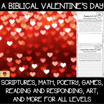 A Biblical Valentine's Day!