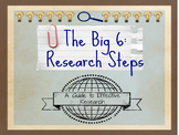 Big 6 Research Skills
