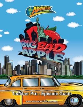Big Bad Apple Teacher Pre-Episode Guide