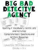 Big Bad Detective Agency Literature Circle