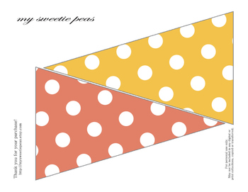 Big Banners Mix: Classroom Decorations, buntings, pennants