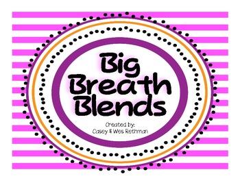 Big Breath Blends {FREEBIE}
