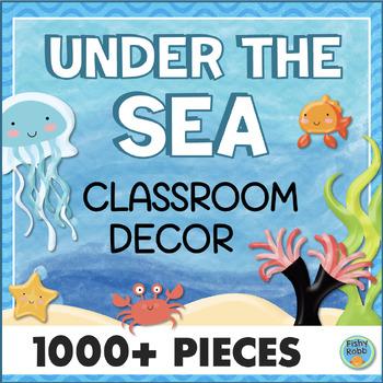 Ocean Theme Classroom - Ocean Decor