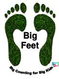 Big Feet Skip Counting