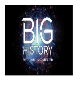 Big History- Pocket Time Machine