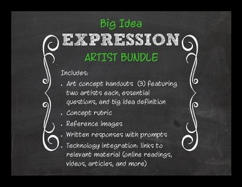 Big Idea: Expression Bundle--EQs with Criticial Thinking R