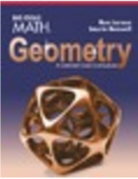 Big Ideas Geometry Ch 3 homework pages