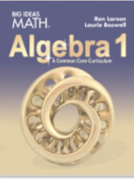 Big Ideas Geometry Homework sheets  CHAPTER 1.1