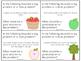 Big Problem, Little Problem Apples: A Social Skills Activity