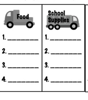 Big Rigs Classify and Categorize