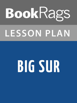 Big Sur Lesson Plans