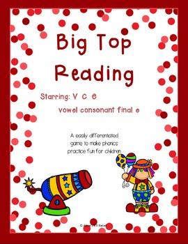 Big Top Reading Starring final e
