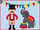 Big Top Tenses! Subject-verb agreement featuring: *have/ha