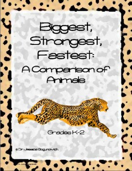 Biggest, Strongest, Fastest-An Interactive and Engaging Lesson
