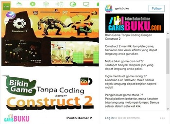 Bikin Game Tanpa Coding Dengan Construct 2