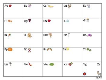 Dual language Alphabet boxes