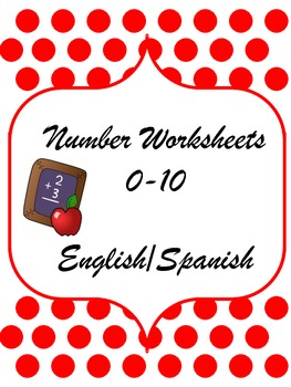 Bilingual 0-10 Numbers