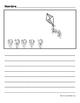 Bilingual Blank Writing Templates (Spring/ Primavera) (Spa