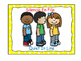 Bilingual Classroom Rules - Polka Dot Theme (Yellow)