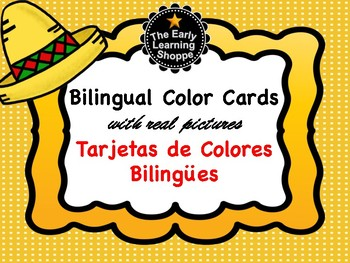 Bilingual Color Cards