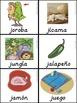 Bilingual Dual Language D'Nealian Silabas con Jj-- ja je ji jo ju