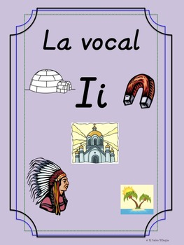 Bilingual Dual Language D'Nealian Vocal Ii
