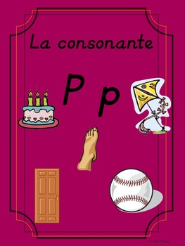 Bilingual Dual Language D'Nealian Silabas con Pp-- pa pe pi po pu