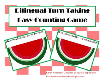 Bilingual Easy Turn Taking Counting Game