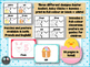 Bilingual (English-French) Spring/Easter Number Puzzles an