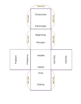 Bilingual Retelling Cube
