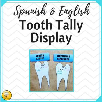 Bilingual Tooth Tally Display