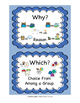 Bilingual Wh-Questions Posters
