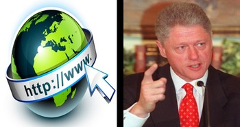 Bill Clinton: Technology in the 90s and Clinton's Impeachment