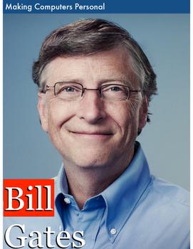 Bill Gates Differentiated Unit