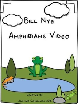 Bill Nye Amphibians Video Guide