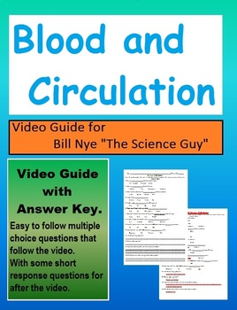 Bill Nye: Blood and circulation (The respiratory system )
