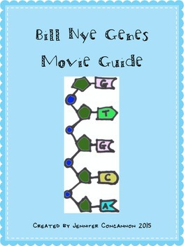 Bill Nye Genetics Video Guide