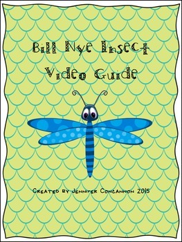 Bill Nye Insects Video Guide