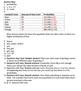 Bill Nye Probability Video Worksheet