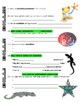 Bill Nye the Science Guy : AMPHIBIANS (animal video worksheet)