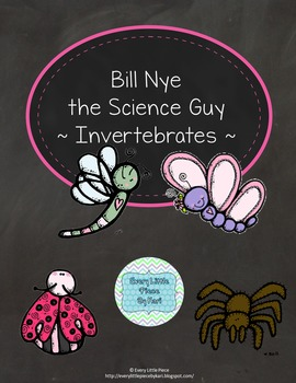 Bill Nye the Science Guy - Invertebrates